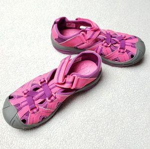 Merrell Girls Sandals Size 13M Hydro NWOB